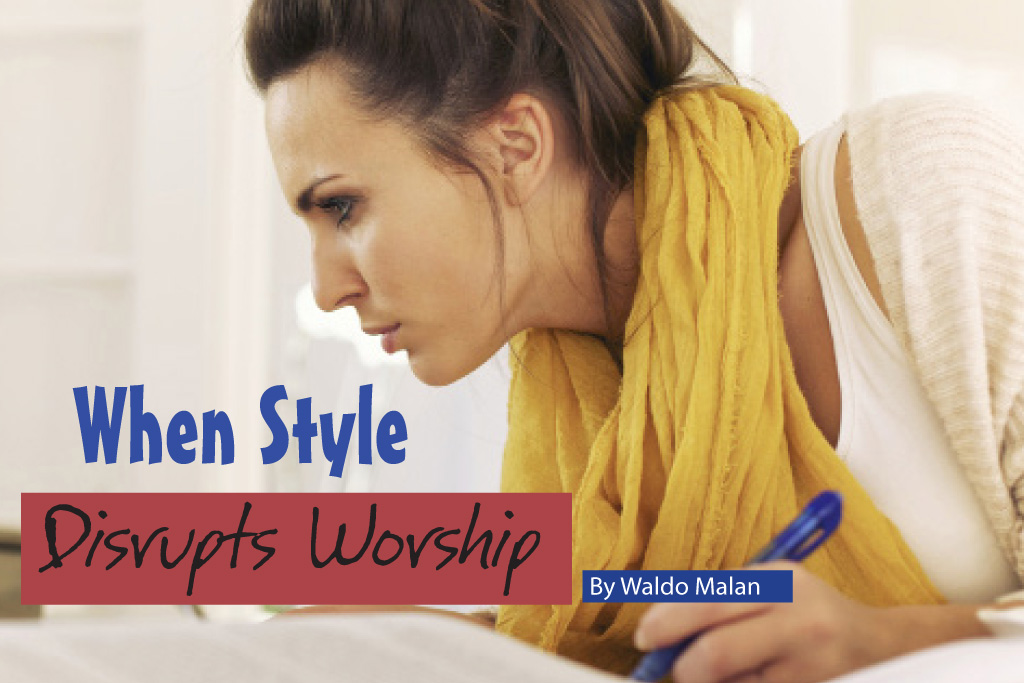 When Style Disrupts Worship
