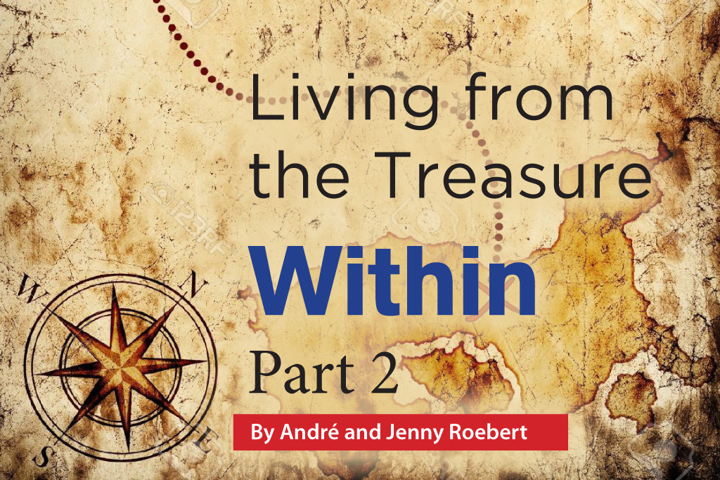 Living from the Treasure Within Part 2