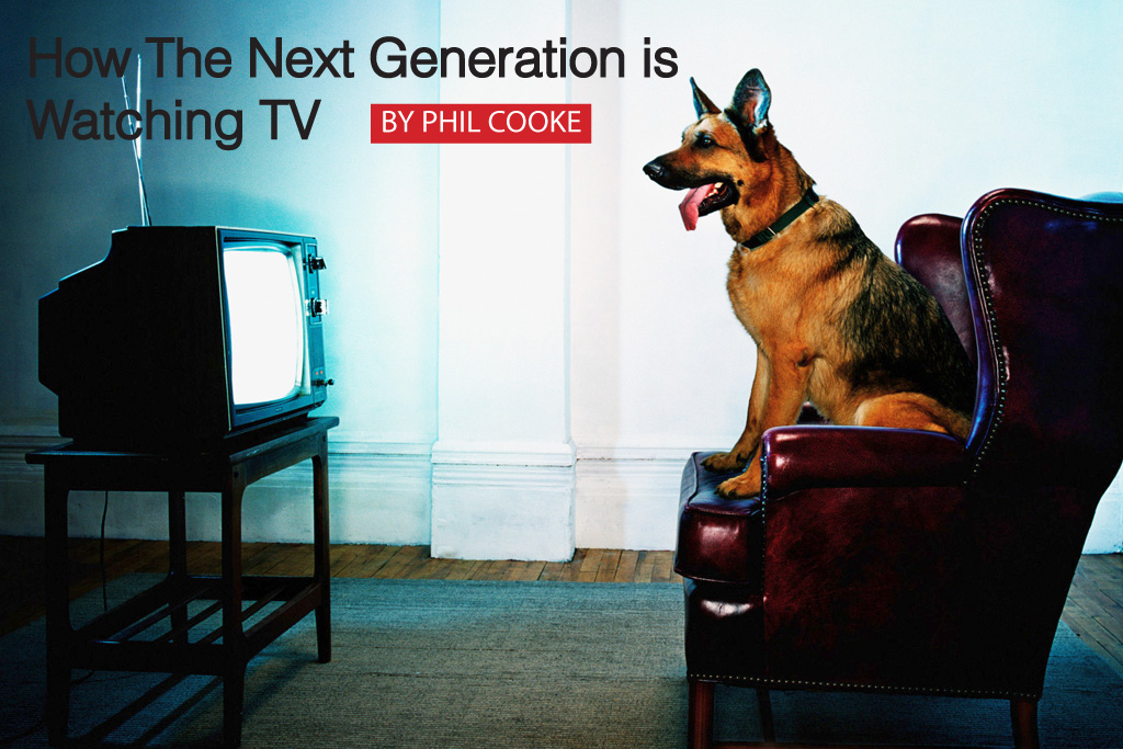How The Next Generation is Watching TV
