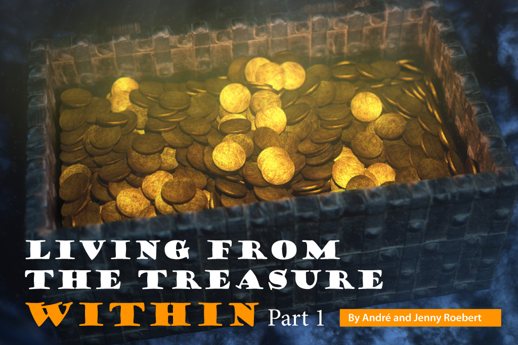 Living from the Treasure Within Part 1