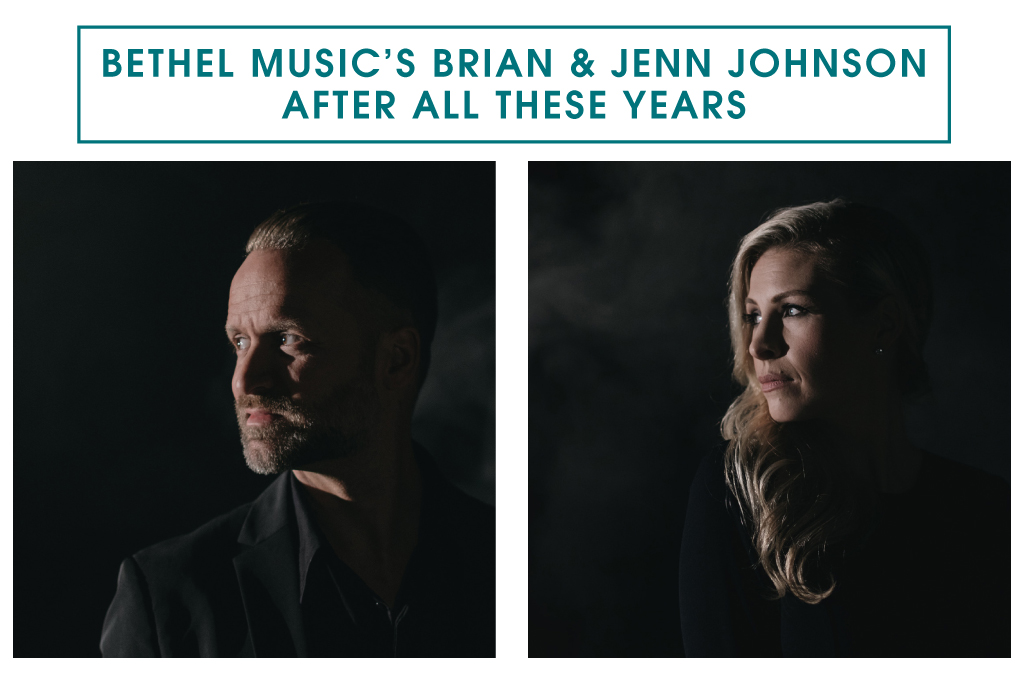 Bethel Music's Brian and Jenn Johnson 