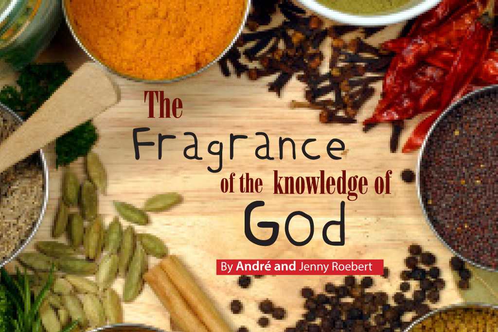 The Fragrance of the Knowledge of God