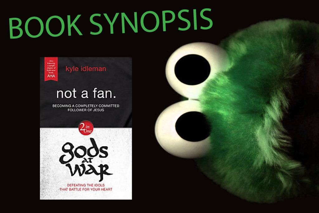 Book Synopsis - Not a Fan and Gods at War